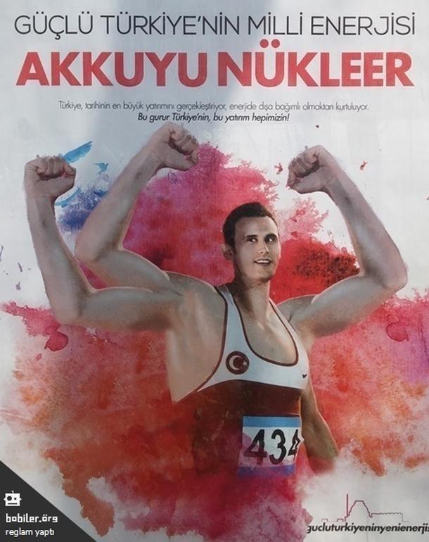 Détournements de la campagne pro-Akkuyu / source : bobiler