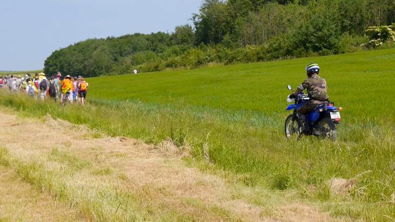 100000 pas à Bure, 7 juin 2015 - randonnée n°4