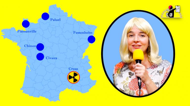 Astrid, miss météo nucléaire