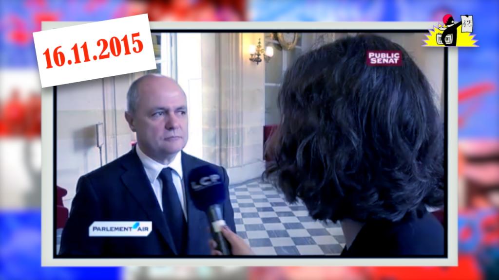 Bruno Le Roux : «La guerre doit être totale»