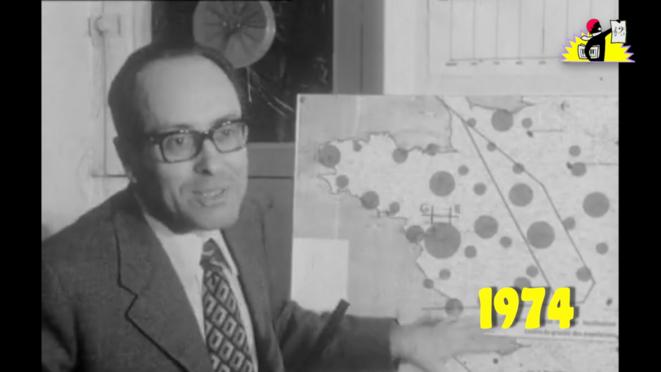 «Le centre de gravité du monde, on l'a trouvé ! Notre-dame-des-landes : c'est là qu'est le point G !»
