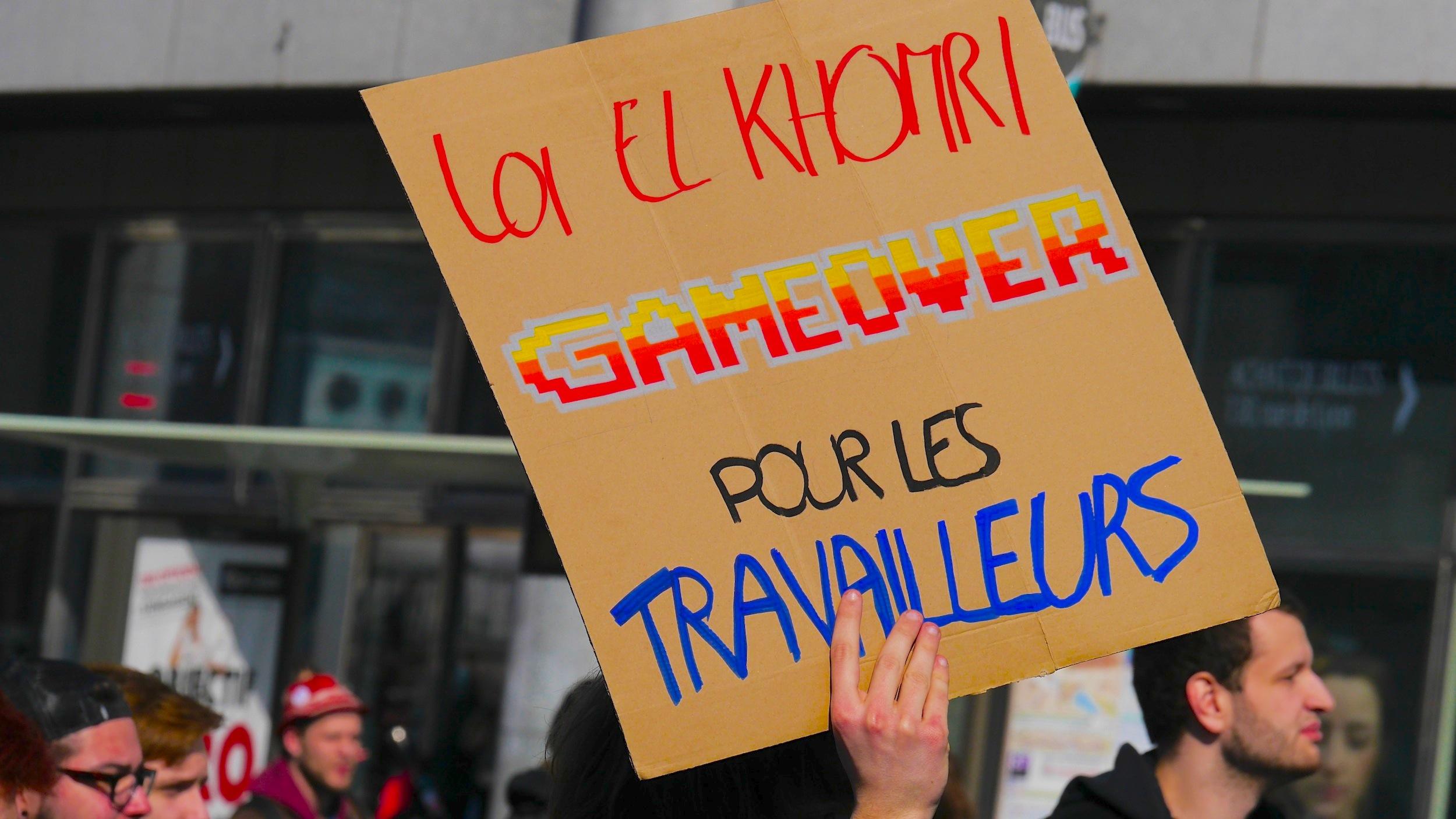 «Loi El Khomri, Game Over pour les travailleurs»