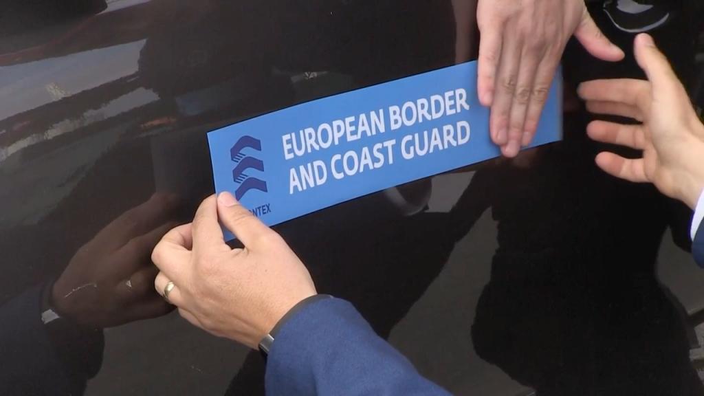 Frontex 2.0 : l'agence européenne des garde-frontières, inaugurée le 6 octobre 2016